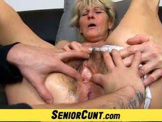 Close-ups kohta karvane vana tussu kohta tšehhi granny hana: porno ff