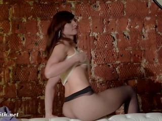 Seamed dan seamless stoking ulasan oleh jeny smith: porno ab