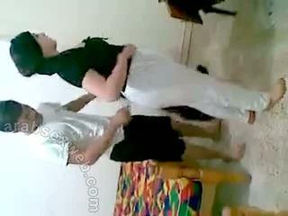 Arab วัยรุ่น fooling around-asw1049