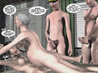 การ์ตูน, 3d cartoon sex movies, 3d porn animation