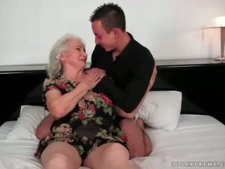 Lusty Grannies Compilation Movie