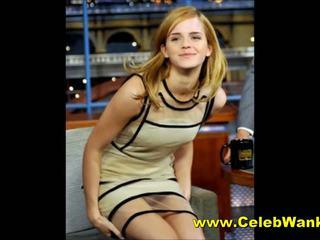 Emma watson coño upskirts y nipslips