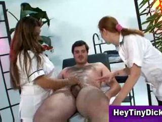 nurses, humiliation, cfnm
