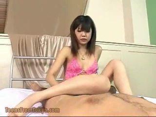 口交, 日本, 手淫