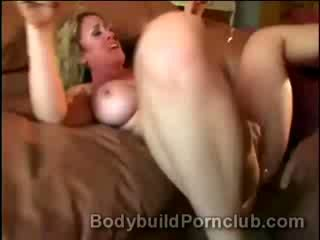 Extremely horny mature Blonde Escort Anita Cannibal gets fucked really Rough