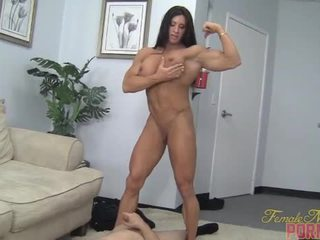 Angela salvagno - muscle knull