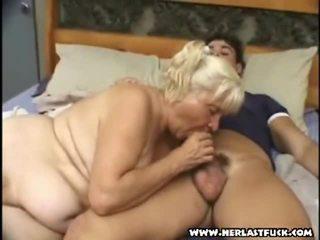 Σκληρά xxx γερασμένο grandmother xxx