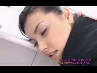 Maria ozawa vroče azijke stewardes fukanje od zadaj 2