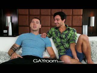 Gayroom - tw-nks få heldig på stripping og faen