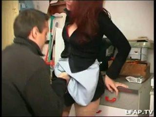 francia, szex hármasban, régi + young