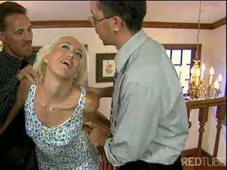 Alana evans gets ambii lateral sperma lovitură