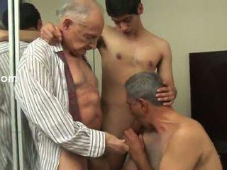 La arte de sexo con papá