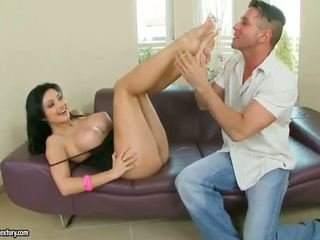 fun foot fetish, most toe sucking new