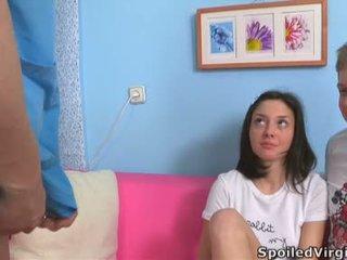 teen sex, fuck surprize her, girl fuck her hand, eat her feet, euro porn, russian teen