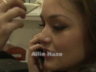 Allie Haze Naughty Bitch Interracial