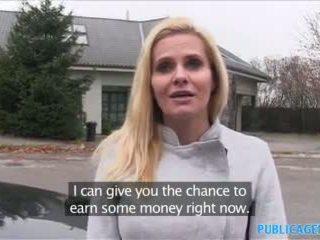 Publicagent desperate mom aku wis dhemen jancok fucks for a job