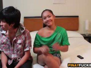 Filipina ahateur sophia blows et gets pumped