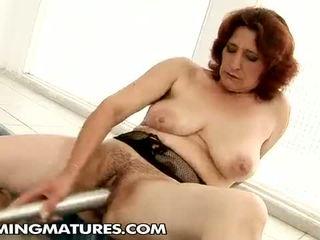 redhead, big tits, european