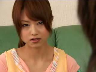 Asiatisk tenåring akiho yoshizawa