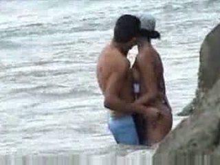 มือสมัครเล่น, voyeur, ชายหาด