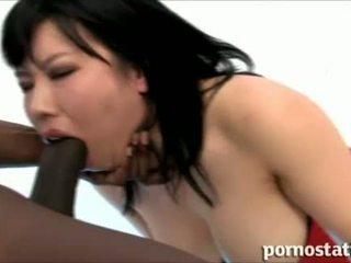 deepthroat, big dick, japonski
