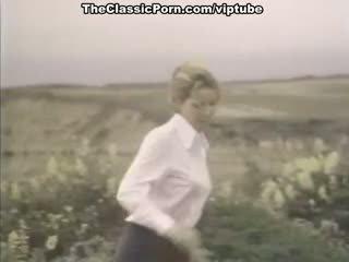 Kay Parker, Abigail Clayton, Paul Thomas In Classic Porn