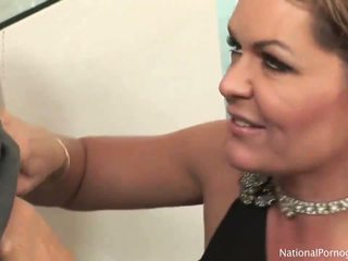 fresh moms and boys thumbnail, hot cougars, hq older women video