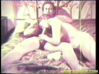 băng bó và fucked, retro dâm, vintage sex