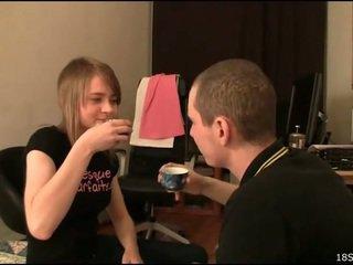 тийн секс, amateur teen porn, drilling teen pussy