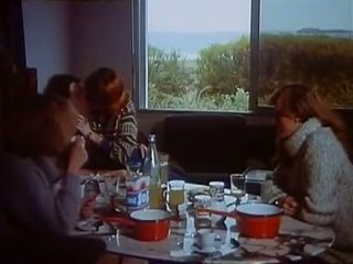 Brigitte lahaie, liliane lemieuvre, lucie 인형 에 고전적인 xxx 장면