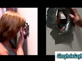 Homo gloryhole