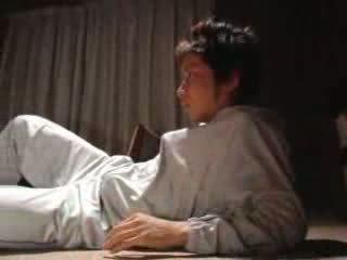 ญี่ปุ่น เด็กผู้ชาย fucks ของเขา ขั้นตอน แม่ วีดีโอ