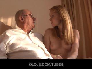 rotschopf, 69, cumshot