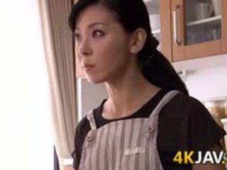 Японки съпруга gets прецака
