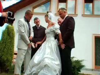 wedding, 유럽의, 주신 제