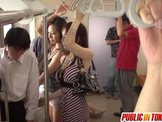 Smut tailandese pubblico sesso involving festa