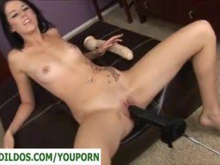 best brunette clip, see fucking machine scene, hot masturbating posted