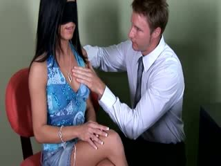 Eva Ellington has expirimental procedure form her horny doctor