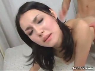 Quente asiática miúda maria ozawa deeply fodido