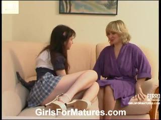 Virginia і juliet lezzy мама onto відео