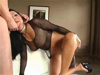 Busty Milf VeroNica Rayne Deepthroating A Long Fat Wang