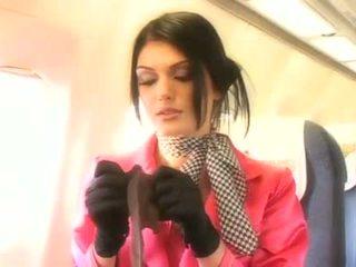 Flugbegleiterin