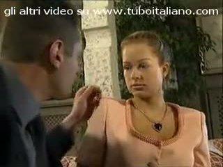 Padre e figlia italiani warga itali lucah