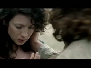 Caitriona Balfe Hot Tits And Ass In Se...