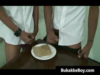 Uimitor asiatic homosexual hardcore porno video