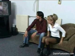 Belanda kursi sofa seks panjang