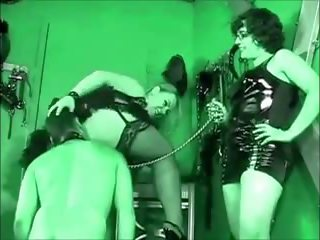 Slave Worships Mistres Ass Recolored, HD Porn 11