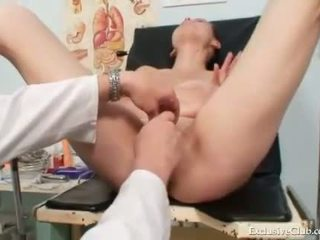 Busty Babe Gyno Exam By Filthy E.