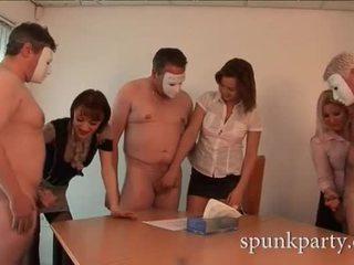 group sex, handjobs, kelompok