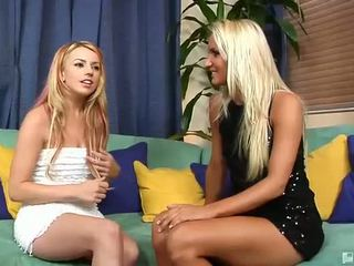 Sexy Blonde Addison Has Never Had Her Pussy Eaten Out By Another Lady Before But Lexi Belle Is Determined To Turn Addison Out Any Way She Can It Starts With A Couple Of Massive Vibrators And Then Ends In A Finger Banging Tongue Lashing Lesbian Lickfest Th